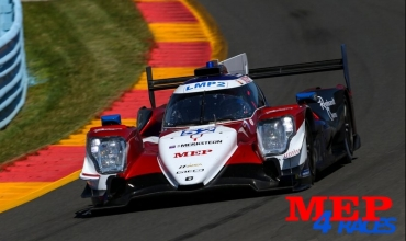 MEPs Sponsored Racing Team glorious classification - LMP2 Pole and Victory for Gabriel Aubry at Watkins Glen Circuit - IMSA Series
