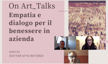 On Art_Talks - From Individual to Olistic: the awareness about Change