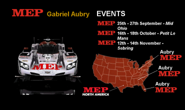 BUSY SCHEDULE FOR GABRIEL AUBRY THIS SEASON: 3 CHALLENGES ARE NEXT!