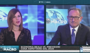 GLOBAL MACRO: INTERVIEW WITH DR. VITO ROTONDI - REAL ECONOMY VS FUTURE EXPECTATIONS