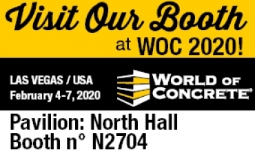 WORLD OF CONCRETE 2020