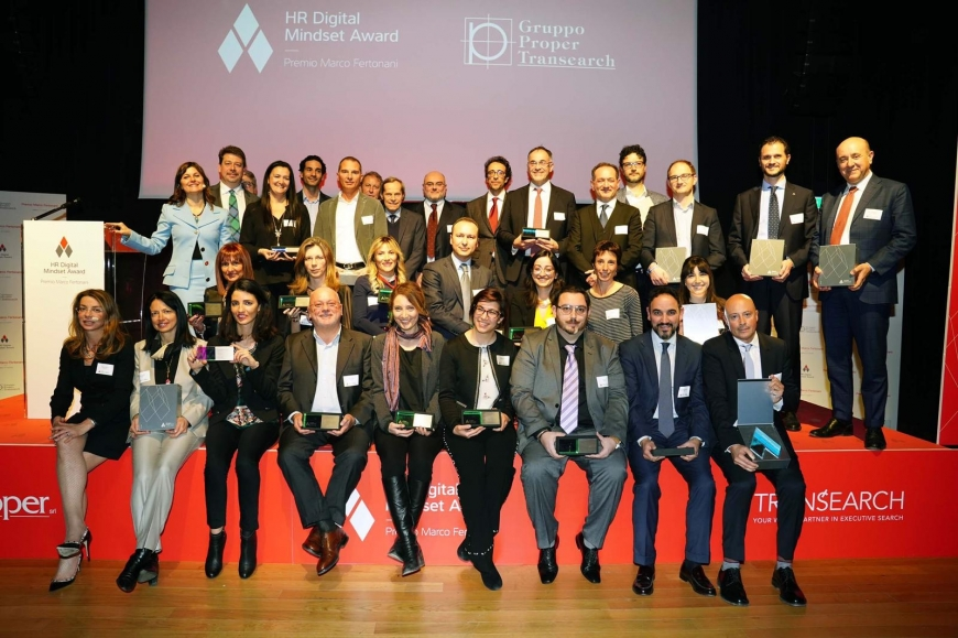 HR Digital Mindset Award -