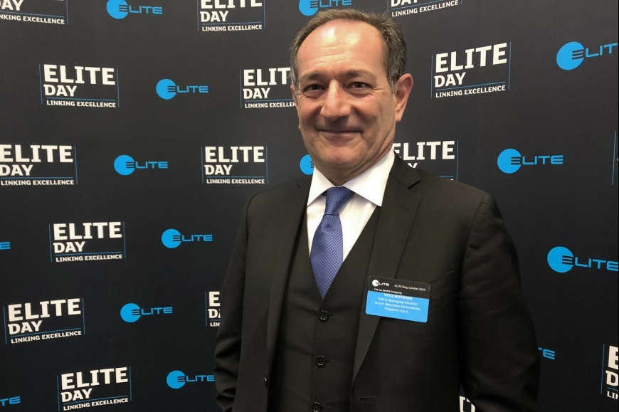 M.E.P. GROUP is proud to be part of the ELITE Day | Linking Excellence event in London on 28 October 2019 1