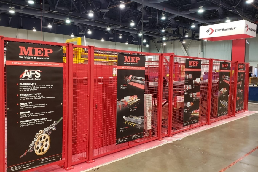 WORLD OF CONCRETE 2019 1