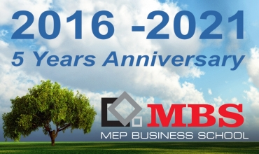 MEP Business School - Celebrating 5 Years Anniversary