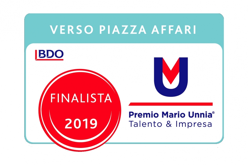 MEP Group @ Mario Unnia Award - edition 2019 1