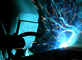 COURSE FOR WELDING OPERATORS